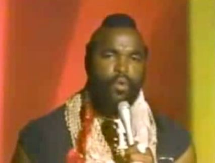 Mr. T treats his mother right