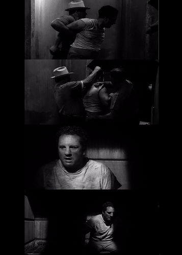 Favorite scenes: Raging Bull - Jake La Motta Wall Beating