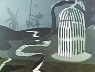 Moonbird - 1959 Oscar Winning Animated short