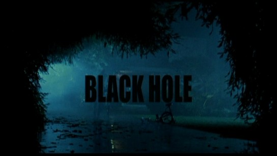 The Black Hole (2006 film) movie scenes Black Hole is the short film adaptation by director Rupert Sanders of Charles Burns debut graphic novel of the same name